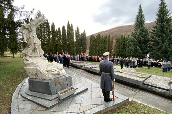 V Tokajíku si pripomenuli 75. výročie tragédie.