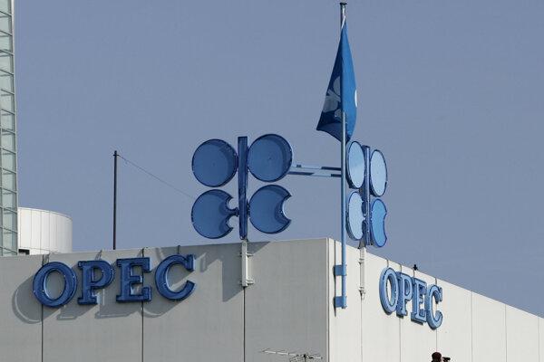 Sídlo Organizácie krajín vyvážajúcich ropu vo Viedni.