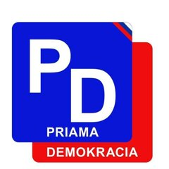 PRIAMA DEMOKRACIA (logo strany)