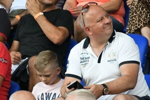 Prezident FK Poprad Roman Dvorčák tvrdí, že v druhej lige disponujú najlepším kádrom.