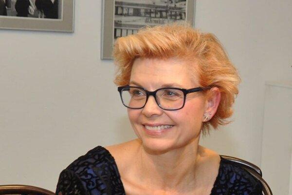 Daniela Kovářová, advokátka.