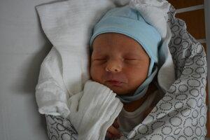 Juraj Makiš (3050 g, 48 cm) sa narodil 19. novembra Dominike a Vladimírovi z Krásnej Vsi.