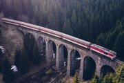vlak viadukt