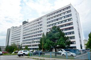 V rámci projektu MediPark prešla rekonštrukciou aj časť budovy košickej medicíny na Triede SNP.