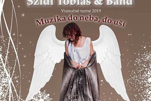 Vianočný koncert Szidi Tobias.
