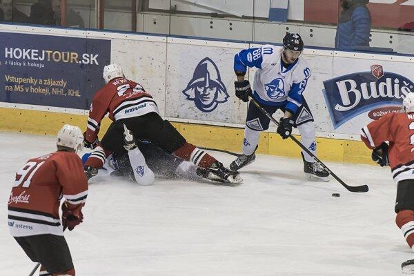 Martinskí hokejisti vybojovali najvyššie víťazstvo v sezóne.