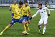 MFK Michalovce - Spartak Trnava