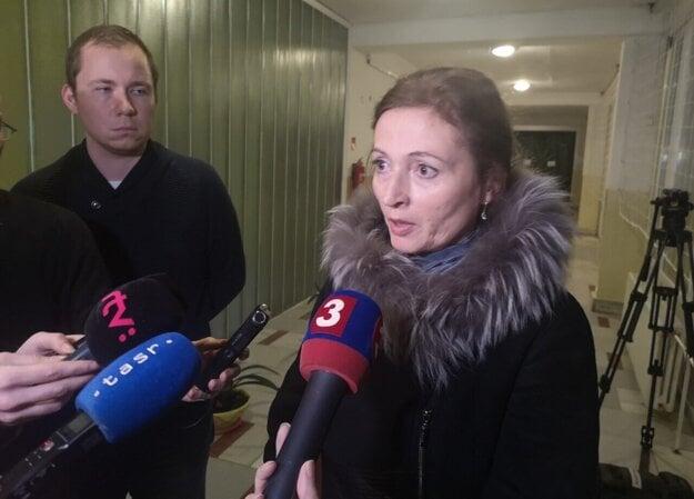 Prešovská primátorka Andrea Turčanová hovorila o možnostiach, ktoré musia zvážiť.