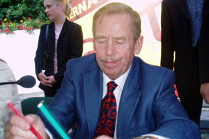 Bývalý prezident Václav Havel. 18. decembra si pripomenieme ôsme výročie jeho úmrtia.