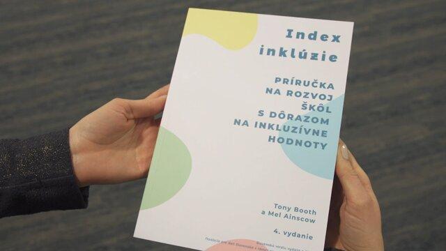 Tony Booth autor indexu inklúzie podporil slovenskú verziu