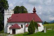Kostol v Granči-Petrovciach.