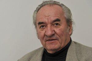 Ocenený dirigent Ondrej Lenárd.