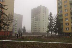 Bytovku na Mukačevskej 7 demontujú.