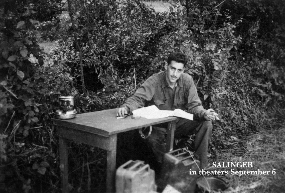 Salinger bol tajuplný introvert.