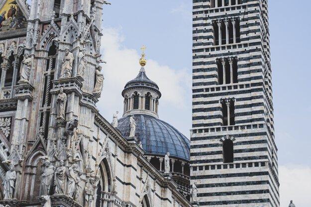 Gotická katedrála