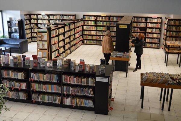 Prízemie žilinskej knižnice prejde rozsiahlou obnovou.
