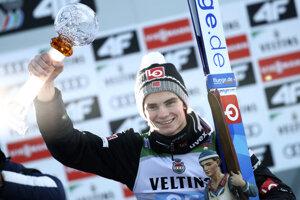 Marius Lindvik.