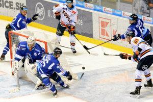 Košickí hokejisti si chcú skvelú formu preniesť do nového roka.