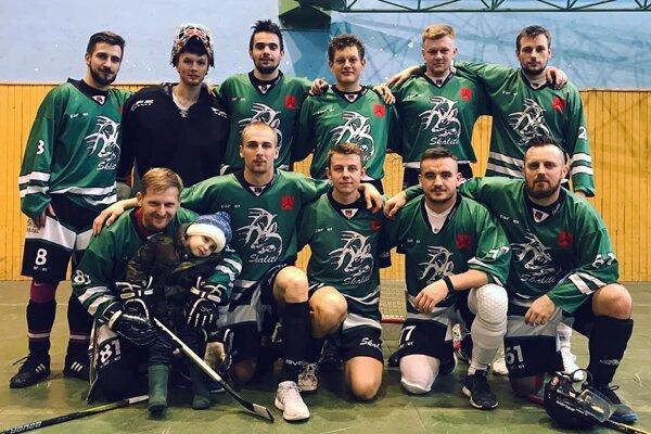 Mužstvo HBC Skalité.