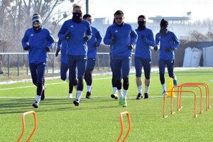 Futbalisti Michaloviec začali s prípravou na jarnú časť.