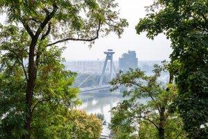 Bratislava - Most SNP.