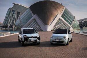 Fiat Panda a Fiat 500 dostali novú mild hybridnú technológiu