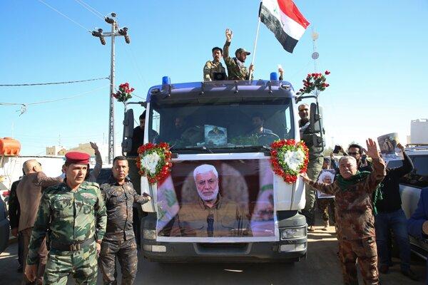 Muhandisa si uctili milície po celom Iraku.