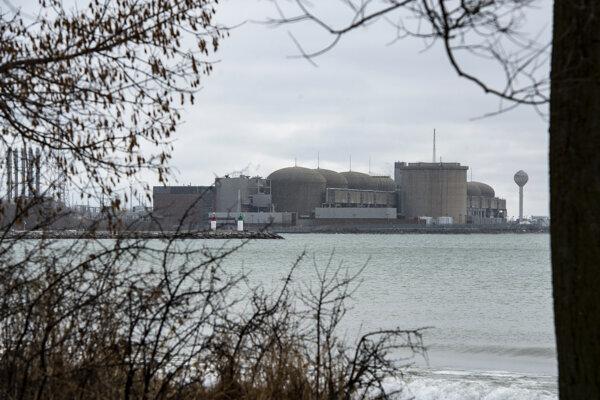 Jadrová elektráreň Pickering.