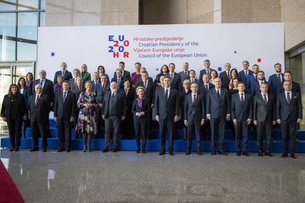 Európska komisia, nové vedenie Európskej únie.