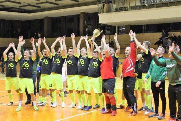 Víťaz turnaja ŠK Slávia Zeleneč