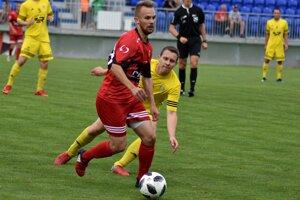 Z konkurenčného Humenného prišiel do Lipian Roman Kovalčík.