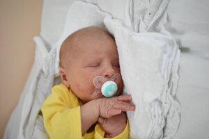 Mia Minárechová (3340 g, 51 cm) sa narodila 7. januára Marcele a Mariánovi z Novej Dubnice.