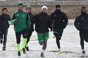 Prešovčania odštartovali zimnú prípravu.