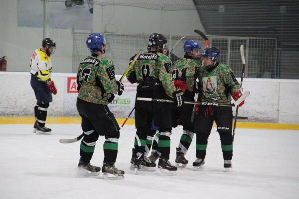 Hokejisti Liesku si už prvenstvo nedali vziať.