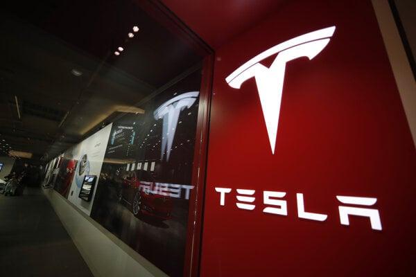 Tesla - ilustračná fotografia.