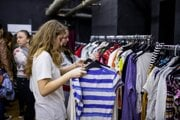 Nezničené oblečenie si na swape môže nájsť nového majiteľa.