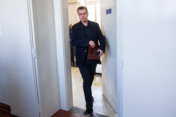 Podnikateľ Róbert Číž z kauzy Glance House.