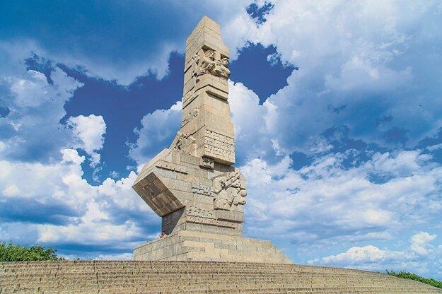 Pamätník na Westerplatte