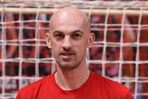 Krunoslav Krajnovič je naspäť v Prievidzi.