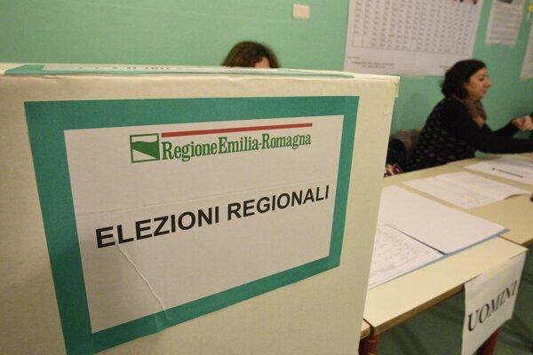 Emilia-Romagna je tradičnou baštou talianskej ľavice už vyše 70 rokov.