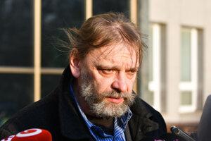 Člen predsedníctva Únie Autodopravcov Slovenska (UNAS) Stanislav Skala.