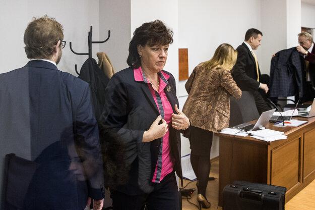 Znalkyňa z oblasti účtovníctva Lenka Balkovičová.
