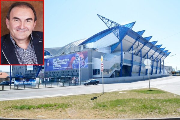 Ľubomír Veme (na snímke) odmieta kritiku manažmentu Steel Arény zo strany primátora Košíc.