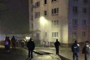 Hasiči evakuovali 108 osôb.