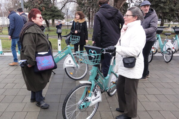 Systém Mária Valéria Bike spustili 1. februára.