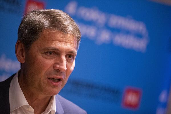Ivo Nesrovnal bol primátorom Bratislavy v rokoch 2014 až 2018.