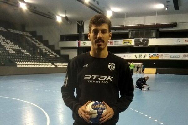 Brazílčan P. Pacheco sa už adaptuje v nových podmienkach.