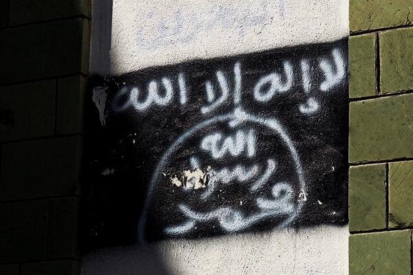 Vlajka al-Káidy.