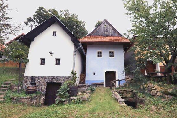 Rezervácia ľudovej architektúry Stará Hora.