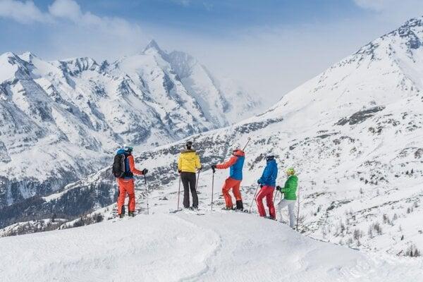 Grossglockner je súčasťou najväčšieho národného parku Rakúska – Hohe Tauren.